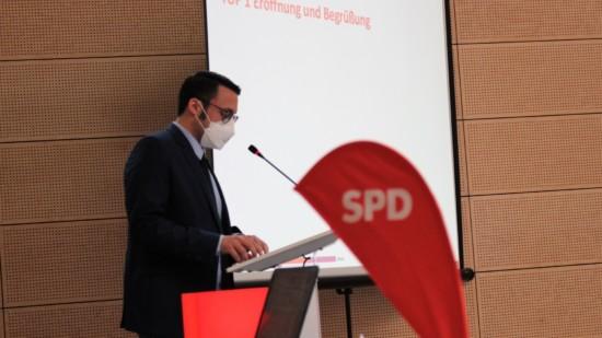 SPD Ortsverein Northeim Stadtwahlkonferenz 2021 (26.06.21)